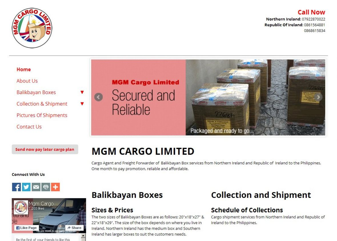 mgm cargo limited