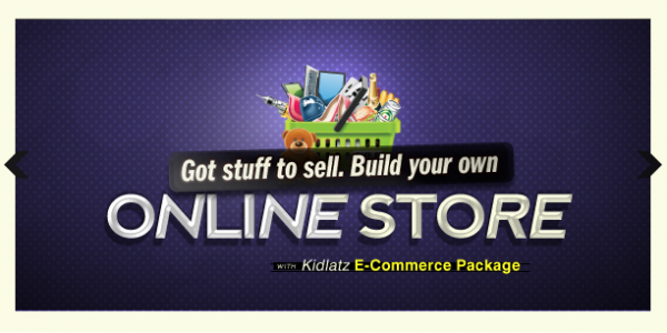 hosting with e-commerce portal